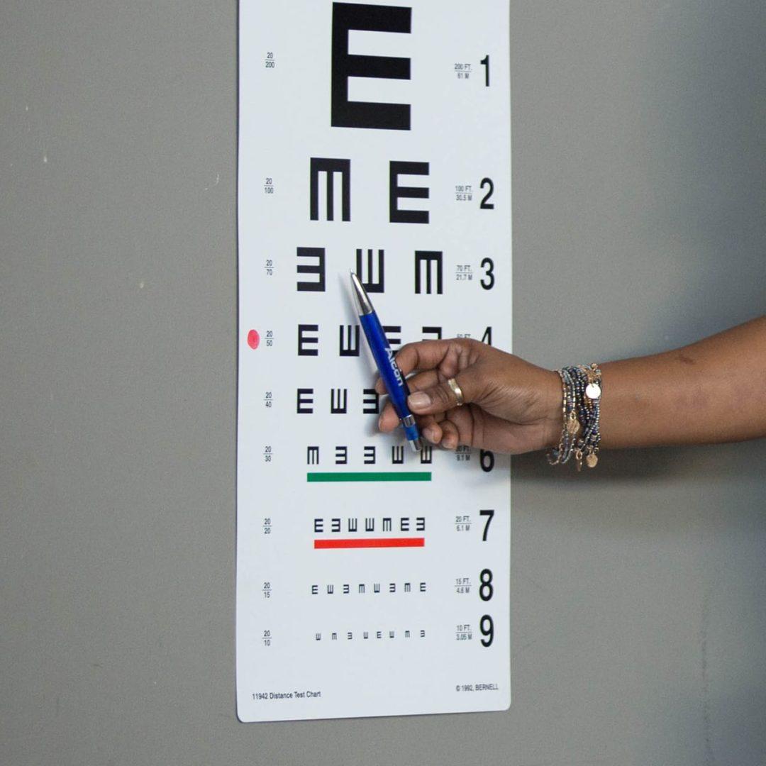 OneSight Eye Exam