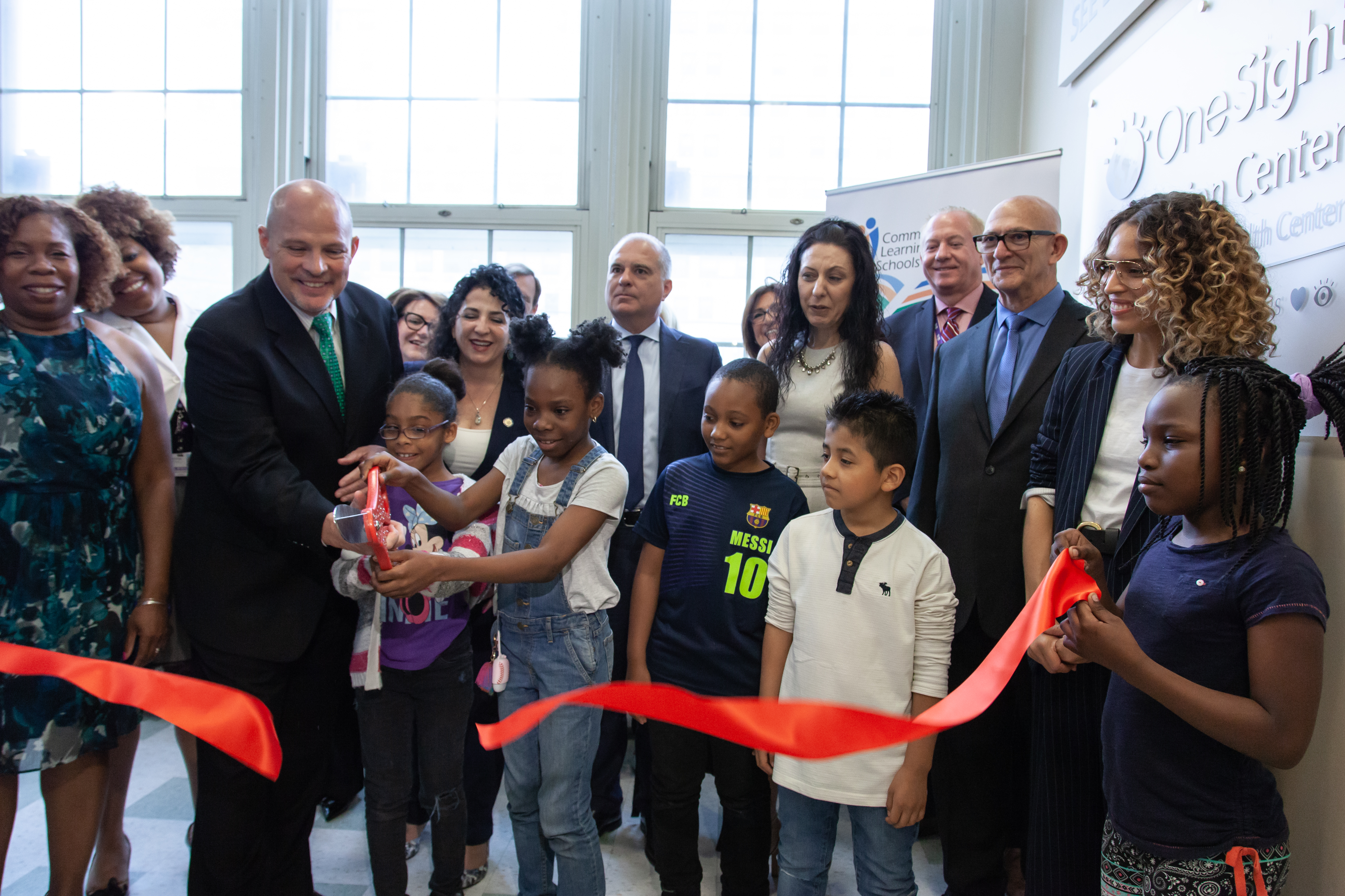 OneSight to Open First-Ever New York City School-Based