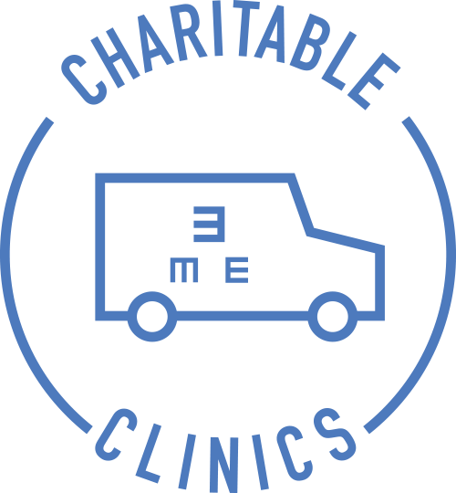 Clinics provide charitable glasses to thousands around the world