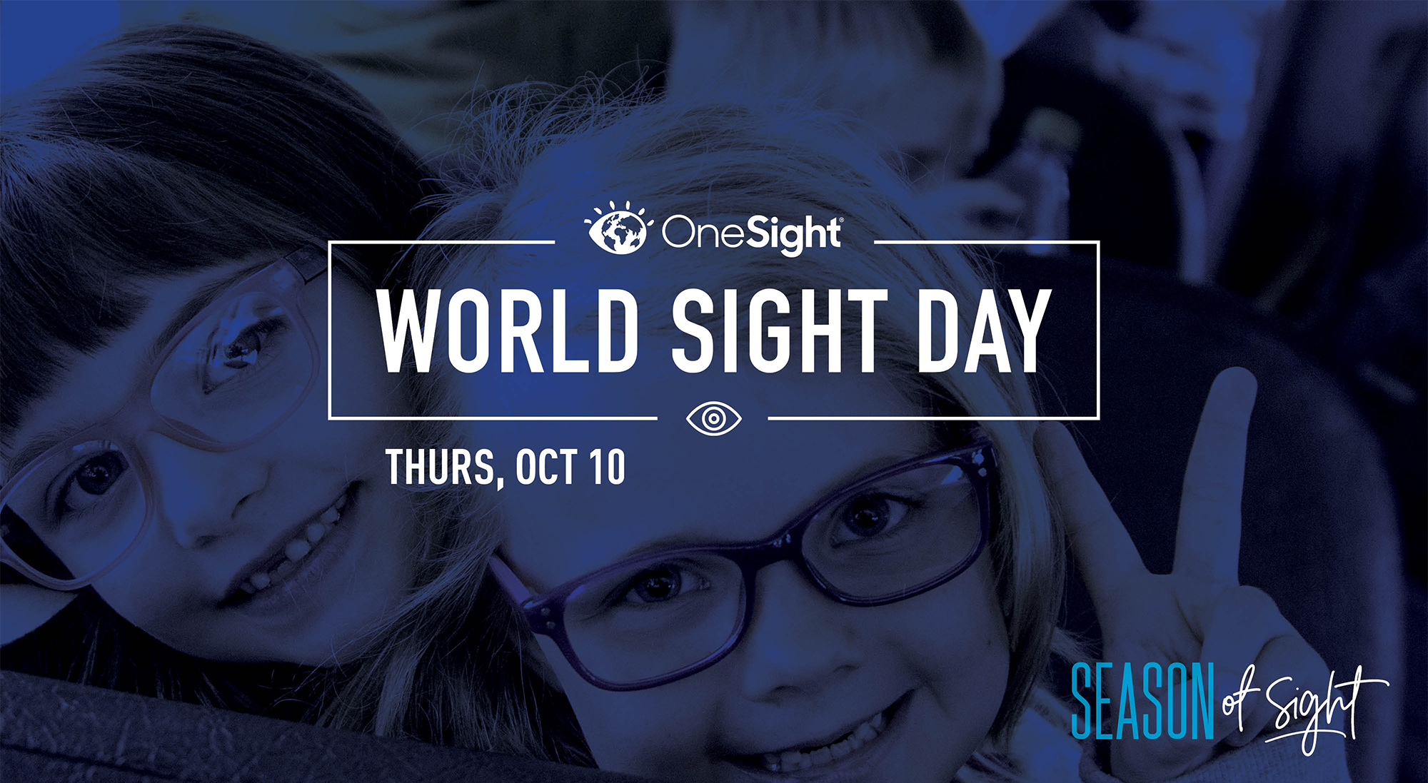 World Sight Day 2018 – Day of Service Events – OneSight